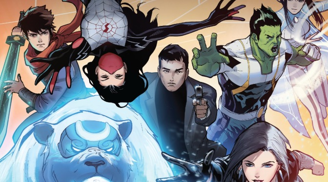 War of the Realms: Week Six